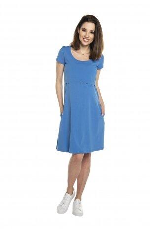 Mėlyna suknelė Lulla