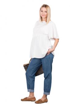 Džinsai nėšukėms Roma Jeans