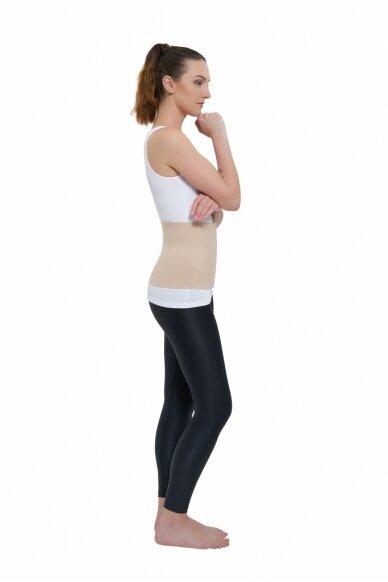 Fiksuojamas juosmens - kryžkaulio įtvaras (kūno sp.) 3