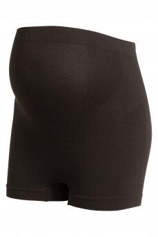 Kelnaitės - šortukai nėščioms (juoda)