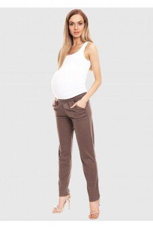 Laisvalaikio kelnės nėščiosioms (Cappucino) Peeka Boo