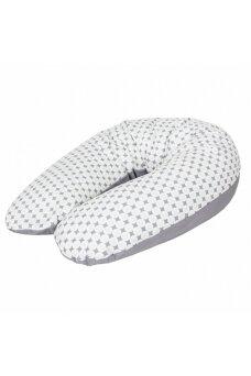 Maitinimo pagalvė (granulės) ROMBAI