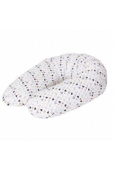Maitinimo pagalvė (granulės) ŠIRDELĖS
