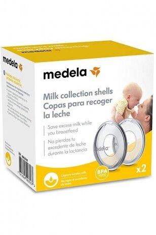 MEDELA pieno surinkimo gaubteliai