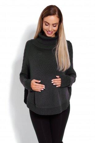 Megztinis nėščiosioms (Juodas) PeeKa Boo