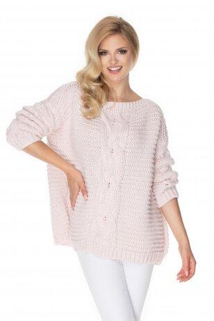 Megztinis nėščiosioms (Šviesiai rožinis) PeeKa Boo