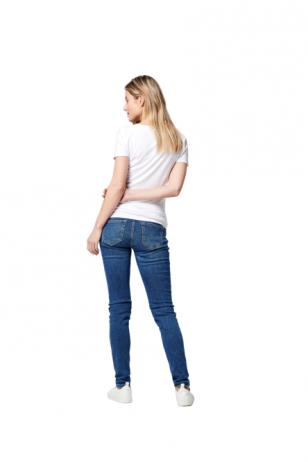 Noppies džinsai nėščioms Avi Blue Skinny