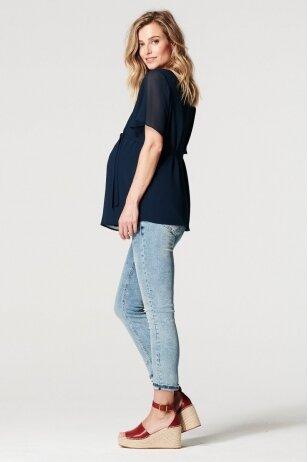 Noppies džinsai nėščioms Slim Mila Vintage