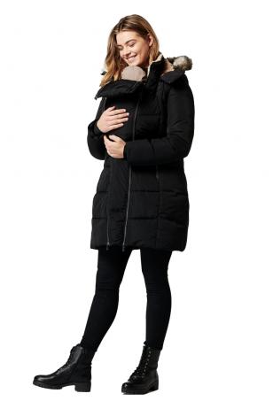 Noppies žieminė striukė nėštukėms Anna Black