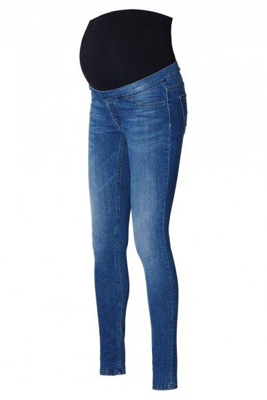 Noppies džinsai nėščioms Ella mėlyni