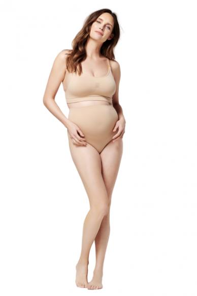 Noppies paaukštintos kelnaitės nėščioms (kūno) 2