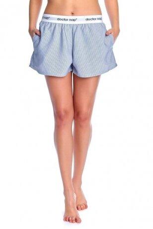 Pižamos šortukai nėščioms Vanilla nap (mėlyni)