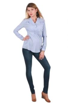 Siaurėjantys džinsai nėščiosioms