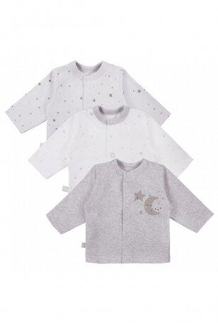 Vaikiški kimono marškinėliai 3 vnt.