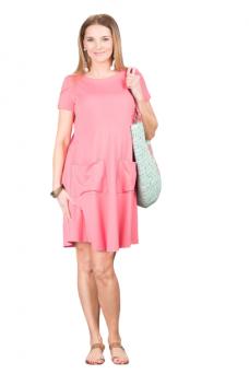 Suknelė nėščioms ir maitinančioms Mila Rose