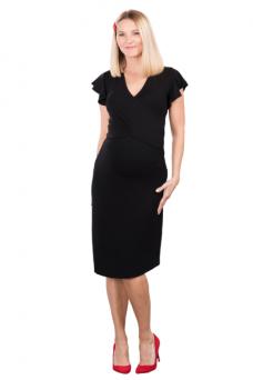 Suknelė nėščioms ir matinančioms Rosa Black