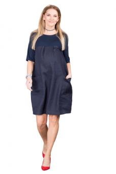 Suknelė nėščioms Julietta Navy