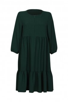 Suknelė nėščiosioms ir maitinančioms (Žalia)