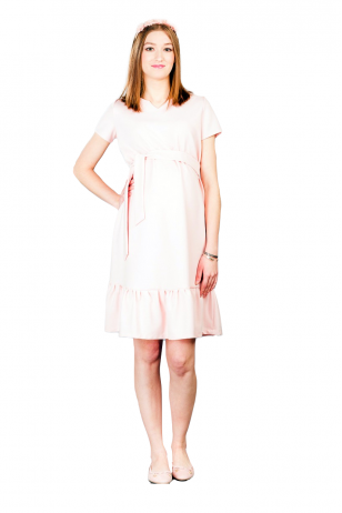 Suknelė nėščiosioms Arabella Blush