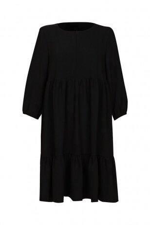 Suknelė nėščiosioms ir maitinančioms (Juoda)