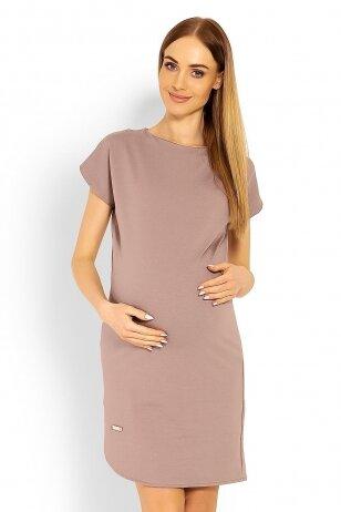 Suknelė nėščiosioms (Kapučino) PeeKa Boo