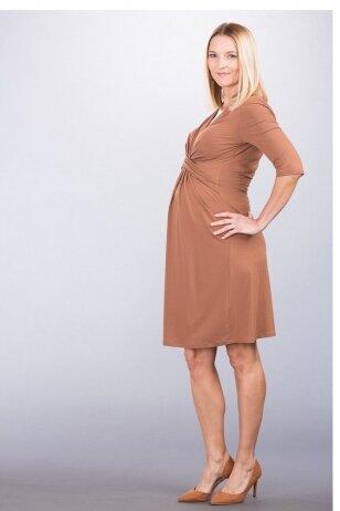 Suknelė nėščiosioms ir maitinančioms Cinnamon