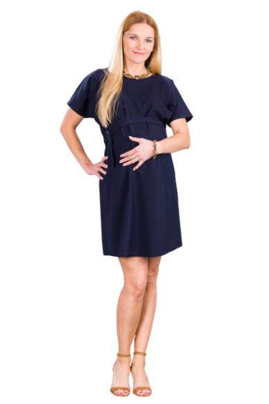 Suknelė nėščioms Gloria Navy 2