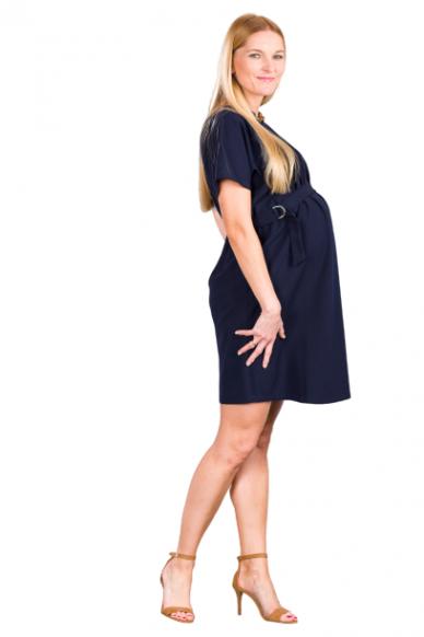 Suknelė nėščioms Gloria Navy 3