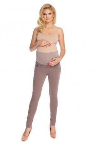 Kelnės - tamprės nėščiosioms PeeKa Boo Rudos